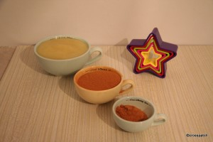 all you need to make cinnamon stars