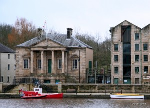 The Georgian Customs hHouse Lancaster