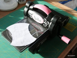 The Sizzix Big Shot