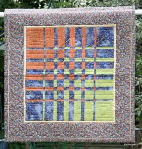 W.I. challenge quilt