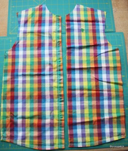 shirt fronts another almost fat quarter