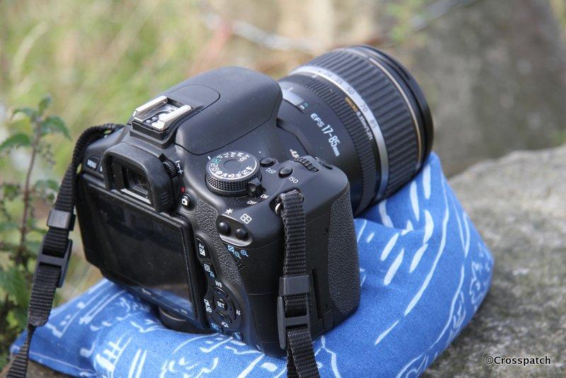 beanbag camera kit