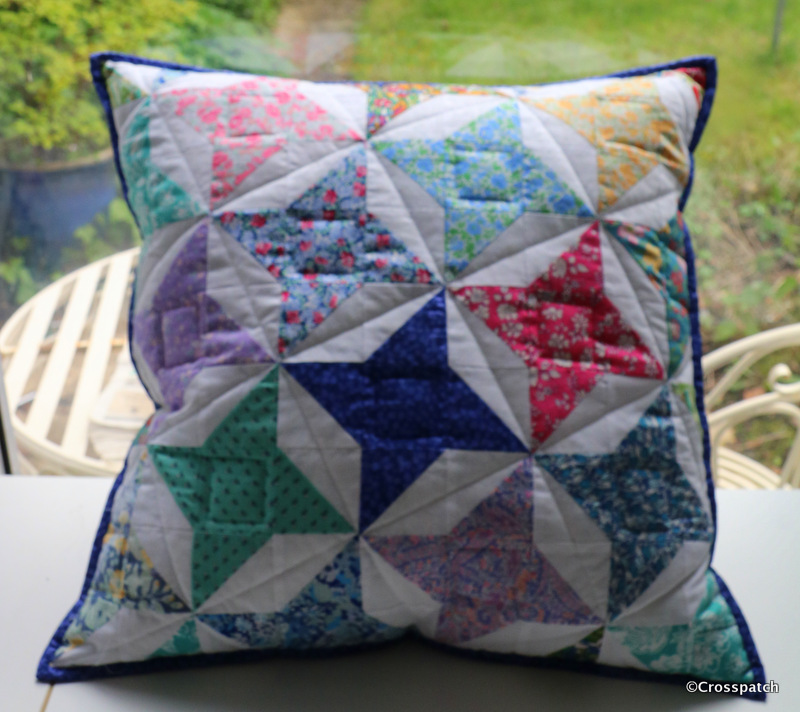 Miriam's cushion